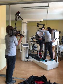 DT filming